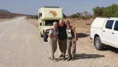 LGBT Africa Travel - Travelling Namibia